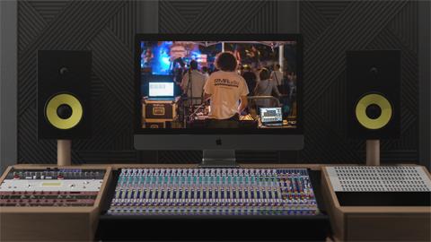 rmaudio service audio mixer